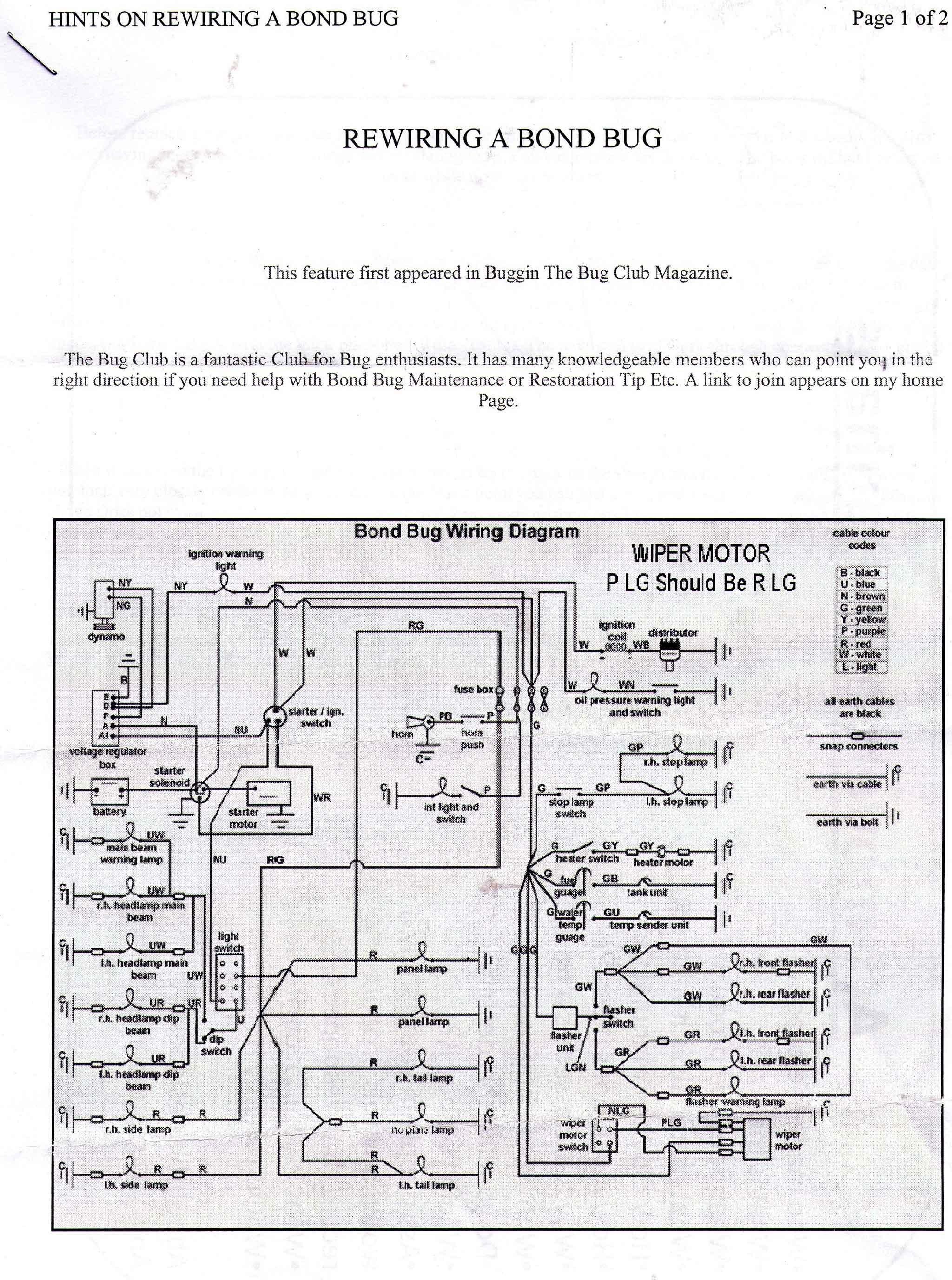 Bug Loom further Picture also Aansluitschema moreover Fuel Tank Ape X also Hqdefault. on van wiring diagram